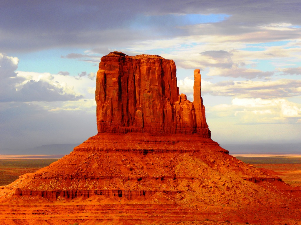 Monument Valley, US 2011