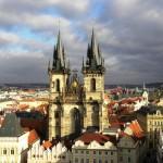 Prague, 2012